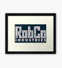 RobCo Framed Print