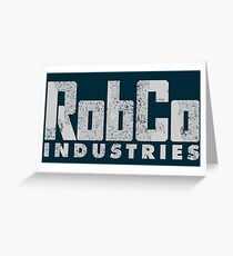RobCo Greeting Card