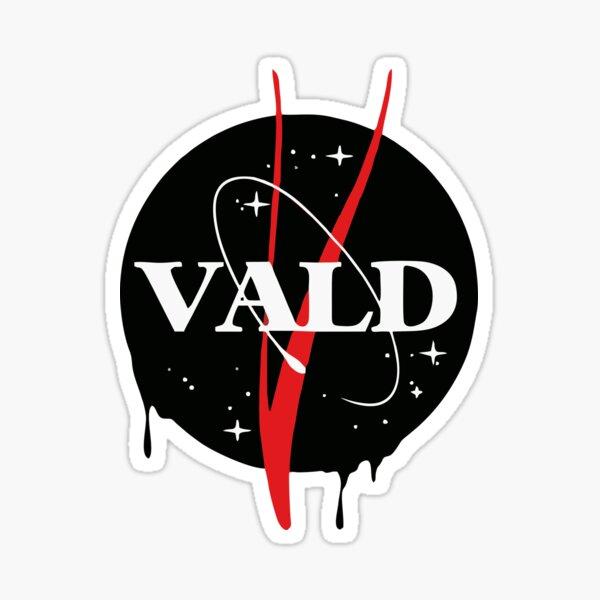Logo Vald Sticker