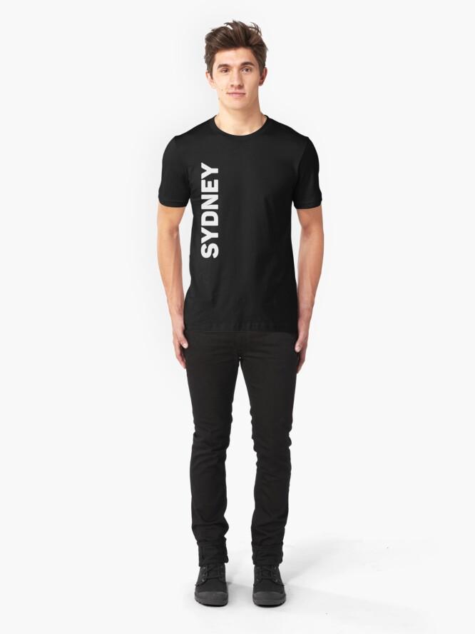 Alternate view of Sydney Slim Fit T-Shirt