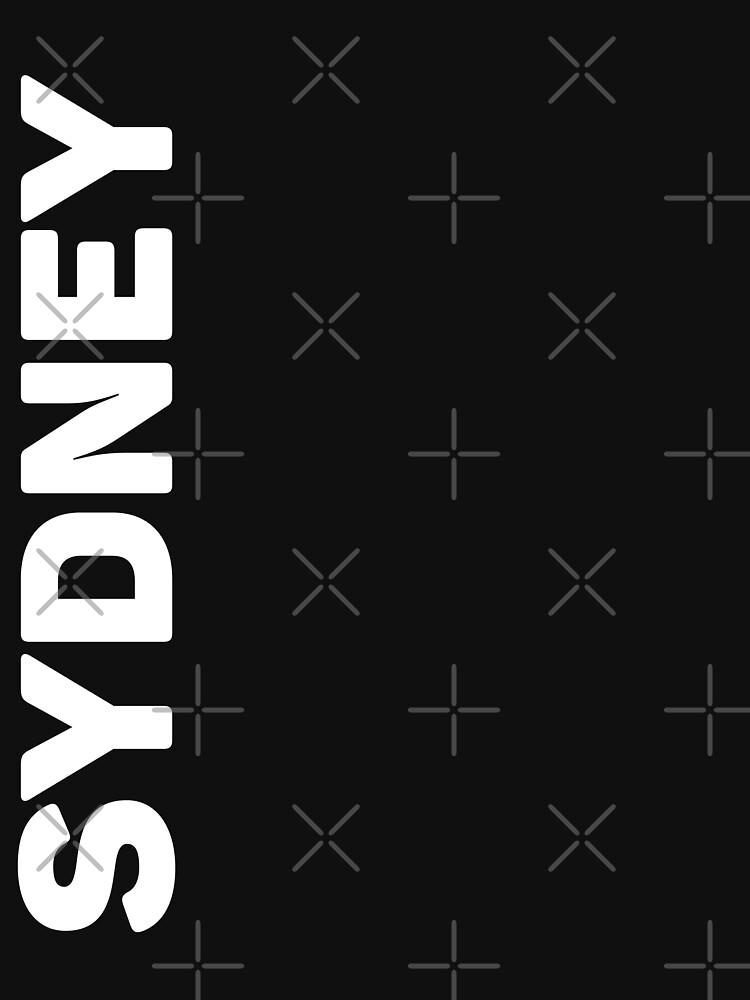 Sydney by designkitsch