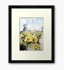 Country Beauties Framed Print