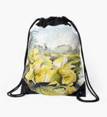 Country Beauties Drawstring Bag