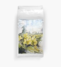 Country Beauties Duvet Cover
