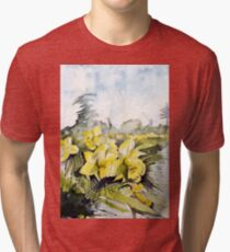 Country Beauties Tri-blend T-Shirt