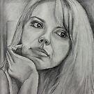 Thinking by Evgenia Attia