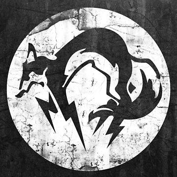 Foxhound V1 (White) by zingarostudios