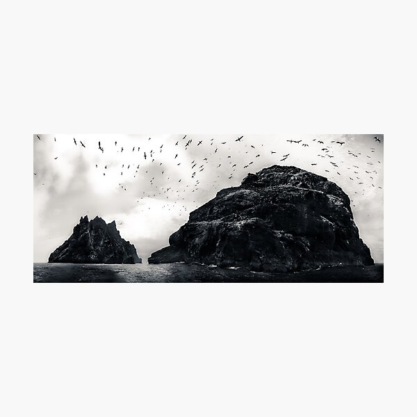 Lost Kingdoms - St Kilda Photographic Print