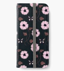 Art Nouveau - In the Pink! iPhone Wallet/Case/Skin