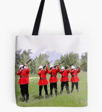 The Volley, Canada Day 2010 Tote Bag