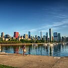 Chicago by Ted Lansing