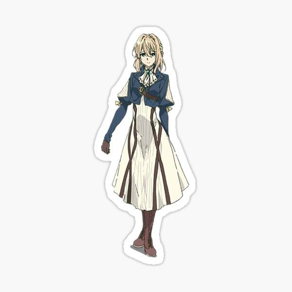 Violet Evergarden - Violet Evergarden Anime Sticker