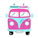 Van Life by MarleyArt123