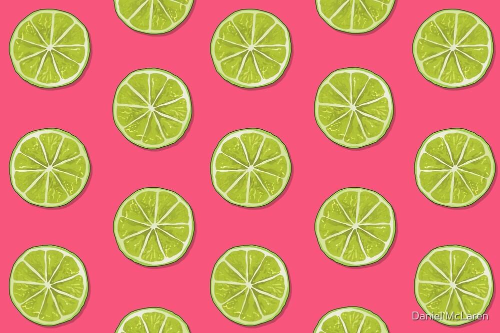 FOREVER Limes by Daniel McLaren