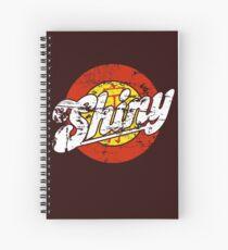 Shiny Spiral Notebook