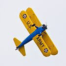Boeing Steerman Model 75 by Henry Plumley