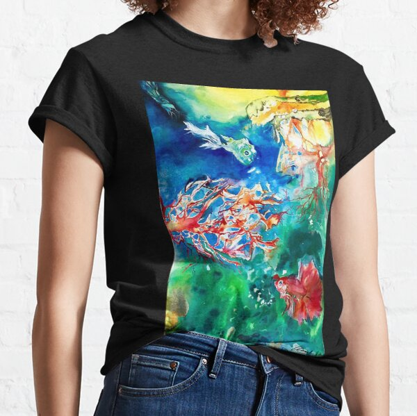 Pesce fantasma Classic T-Shirt