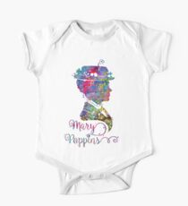 Mary Poppins Baby Body Kurzarm