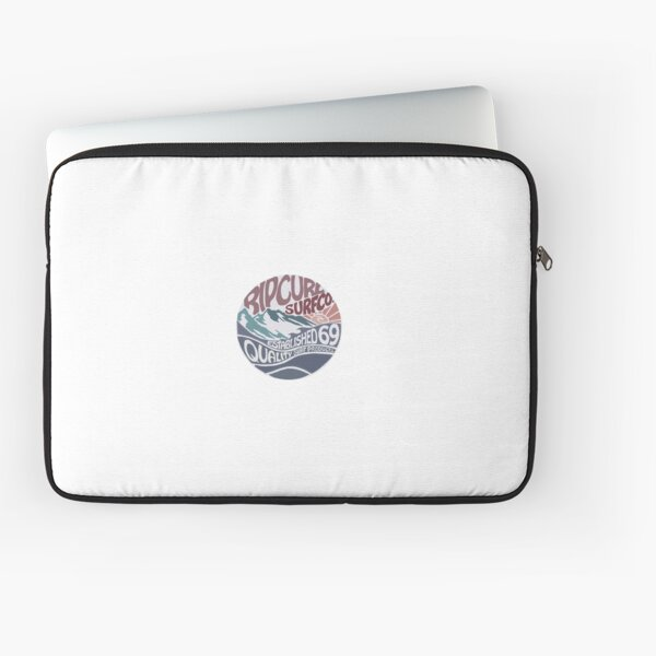 Rip curl surf vintage Laptop Sleeve