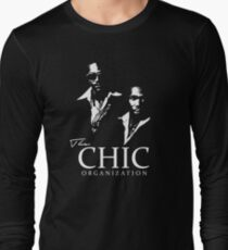 Chic - Nile Rodgers & Bernard Edwards Long Sleeve T-Shirt
