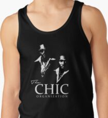 Camisetas de tirantes para hombre Chic - Nile Rodgers y Bernard Edwards