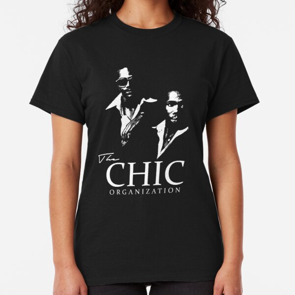 Chic - Nile Rodgers & Bernard Edwards Classic T-Shirt