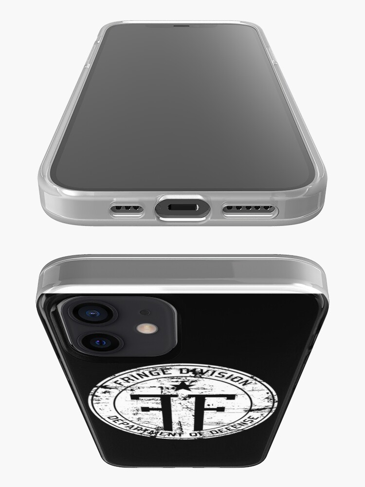 Alternate view of Fringe Division iPhone Case & Cover