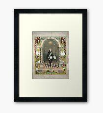 George Washington as a Freemason Framed Print