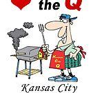 Love The Q - Kansas City BBQ by BWBConcepts
