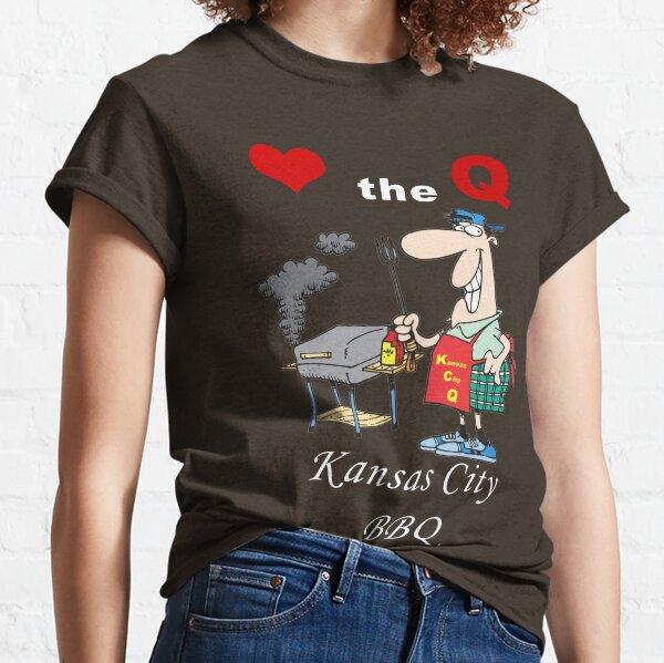 Love The Q - Kansas City BBQ Classic T-Shirt