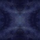 Galaxy pattern by painted-lizard