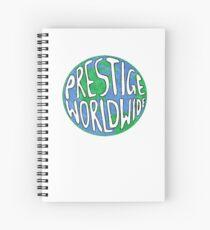 Prestige Worldwide Spiral Notebook
