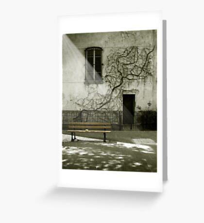 Paris - Plaisance #8 Greeting Card