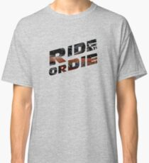 Fast And Furious - Ride Or Die Classic T-Shirt