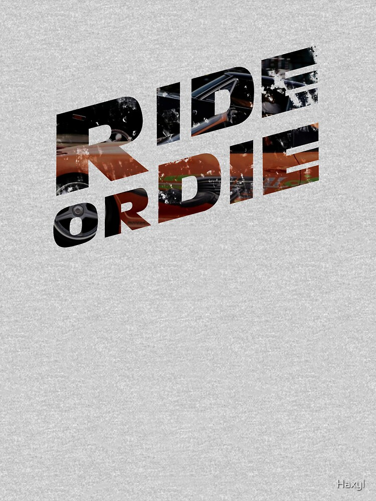 Fast And Furious - Ride Or Die | Unisex T-Shirt