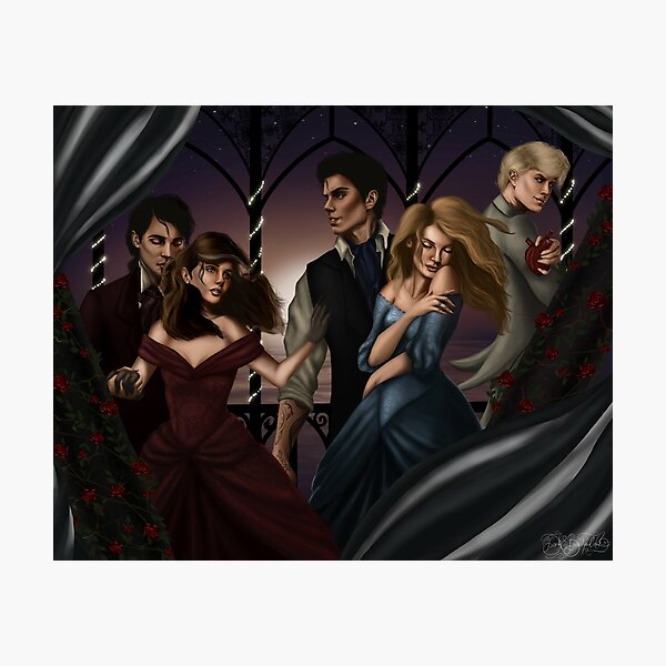 Caraval Collage Photographic Print