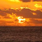 Fijian Sunset #1 by Riggs