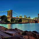 Brooklyn Bridge by shawng13