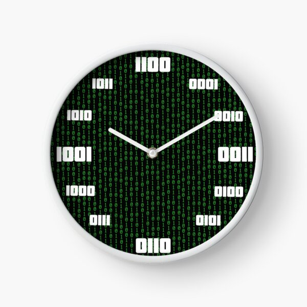 Funny Binary Clock Clock