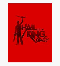 Evil Dead - Hail To The King [Light] Photographic Print