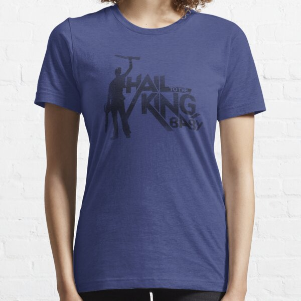 Evil Dead - Hail To The King [Light] Essential T-Shirt