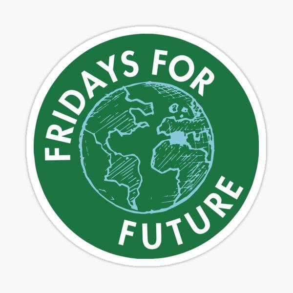 Freitags für die Zukunft Sticker