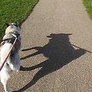 Me & My Shadow  by CreativeEm