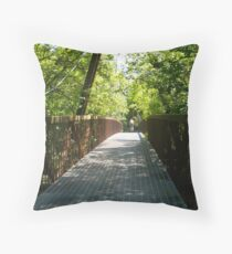 Serena Gundy Bridge Throw Pillow