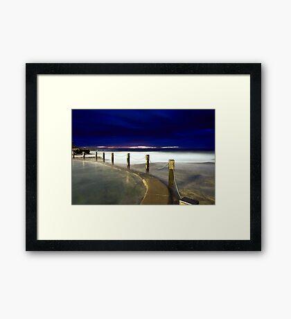 Horizon Dawn Framed Print
