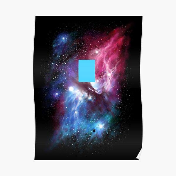 like Zima Blue Poster