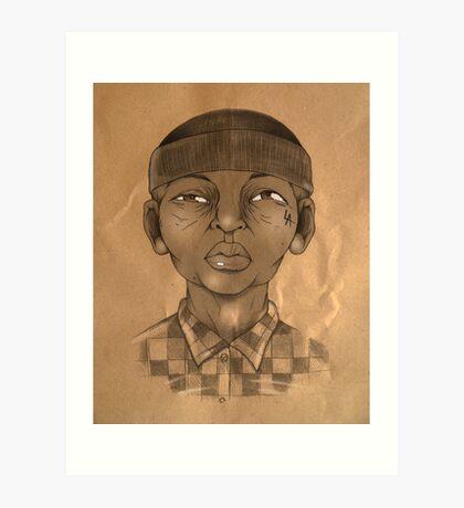 Younglife Art Print