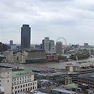 London Skyline by CreativeEm