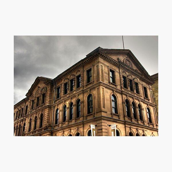 Halifax Architecture Photographic Print