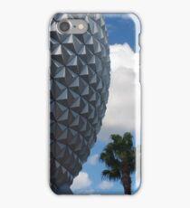 Epcot-Spaceship Earth iPhone Case/Skin